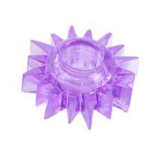 Эластичное фиолетовое кольцо для эре..