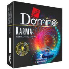 Презервативы ароматизированые Domino..