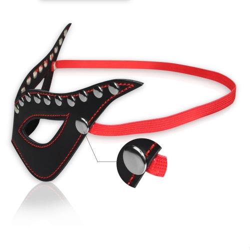 Маска Bondage Fetish Masquerade Mask