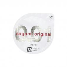 Полиуретановые презервативы Sagami O..