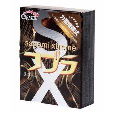 Презервативы с эффектом сужения Saga..