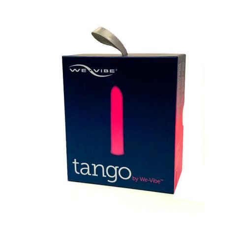 Классический мини-вибратор WE-VIBE Tango розовый