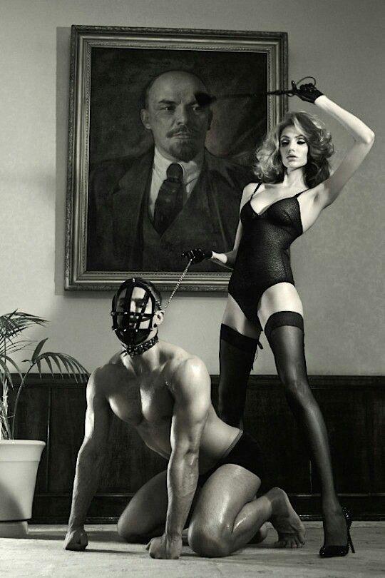 Эротические картинки женского доминирования — pic 15